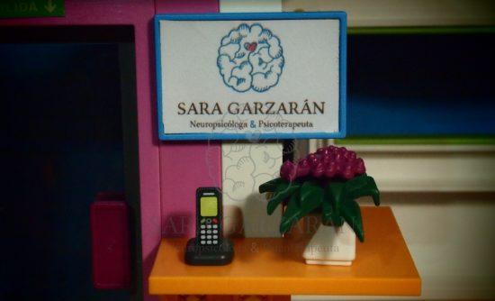 Contacto Sara Garzarán Psicóloga y neuropsicóloga en Las Rozas