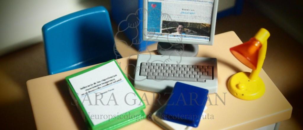 Publicaciones de psicologia de Sara Garzarán