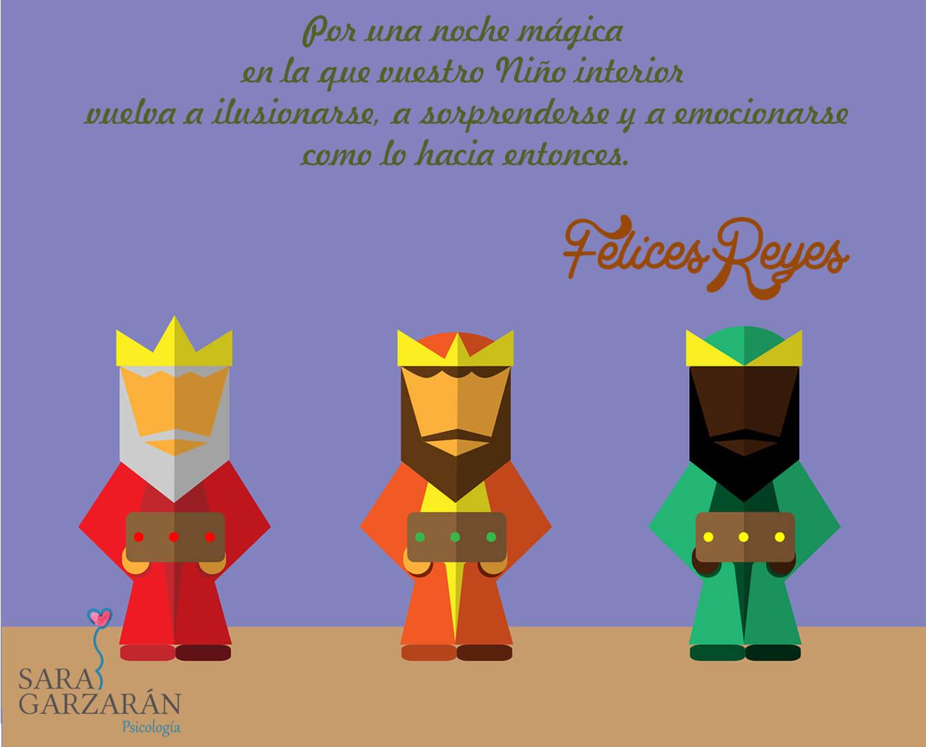 felices reyes psicología
