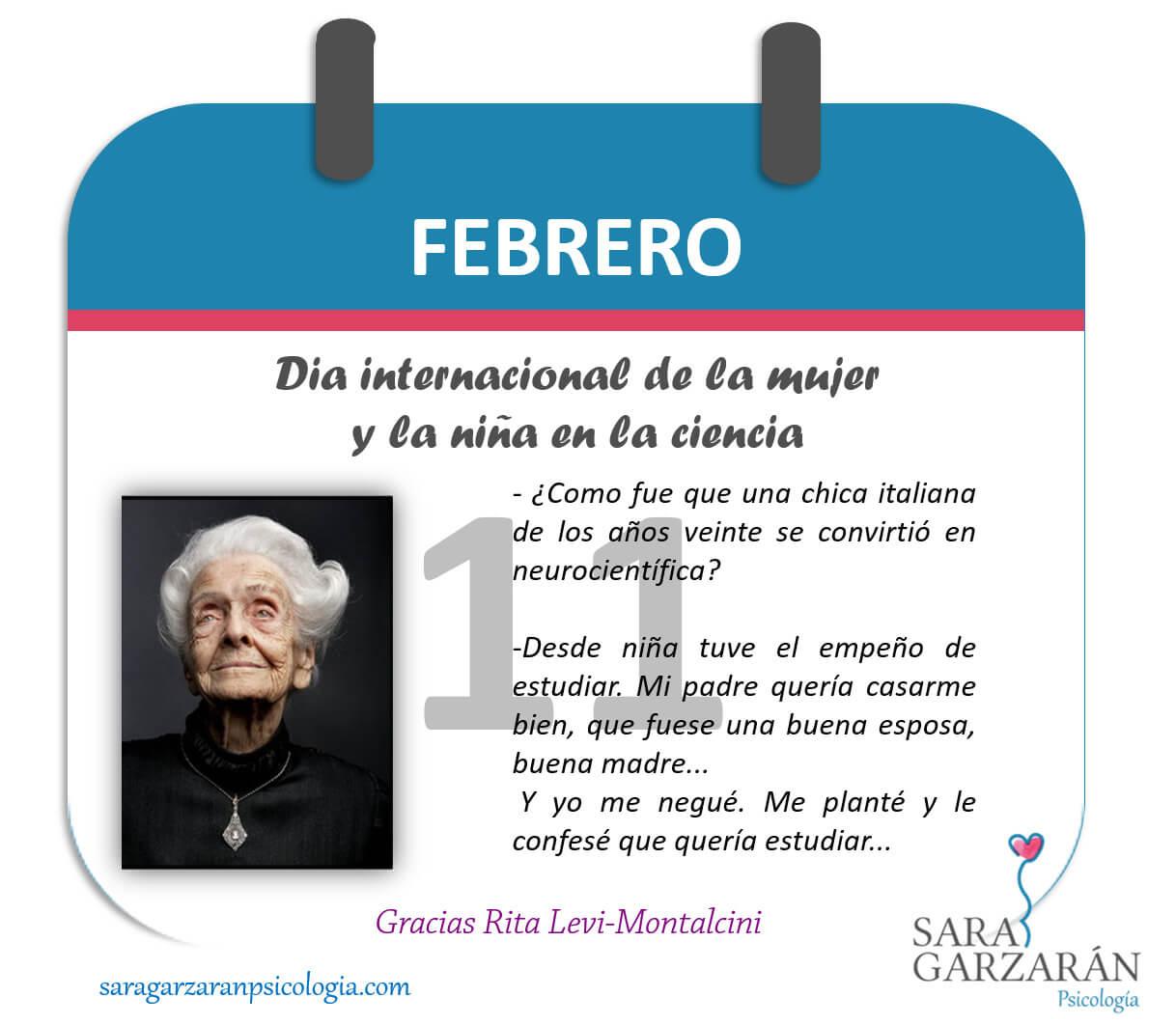 dia internacional mujer y neurociencia