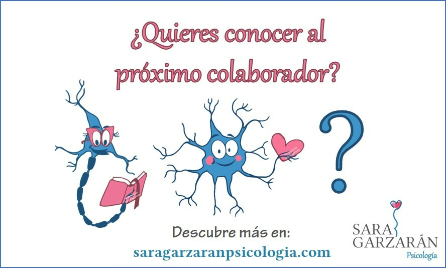 Colaboradores Neuronas Sara Garzarán Psicología
