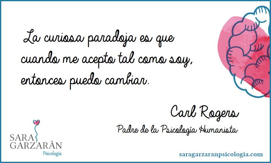 Frase celebre Carl Rogers