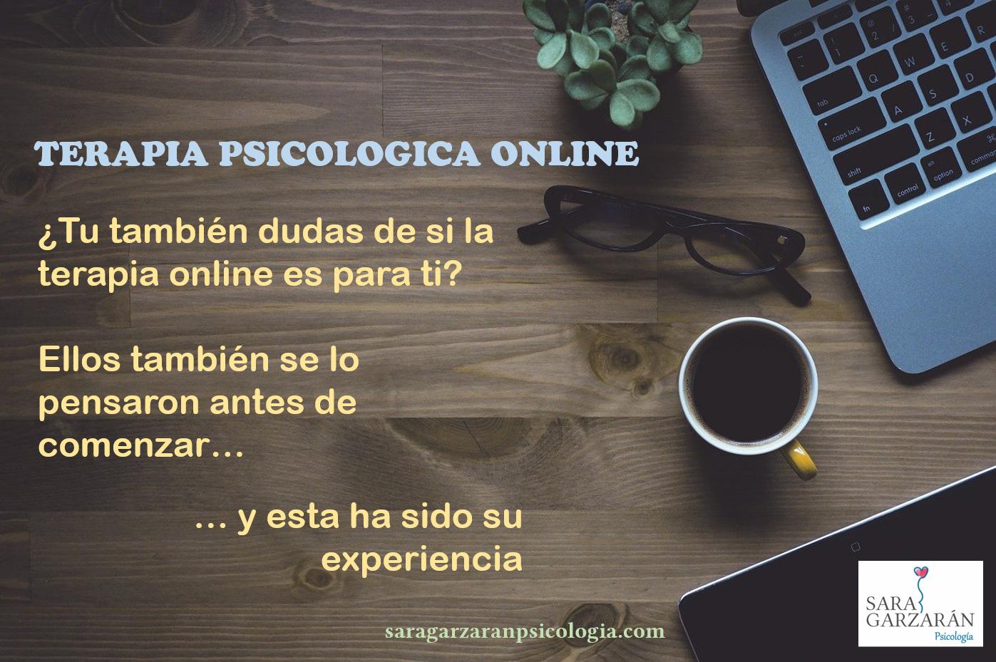 Terapia psicológica y emocional online