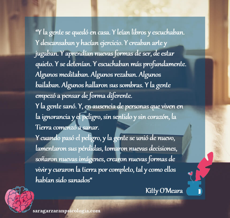 Poema de Kitty OMeara